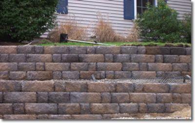 Bigg Dawg Nh Retaining Walls Drainage Solutions