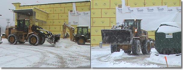 Bigg Dawg Snow Plowing Removal Sanding Salting